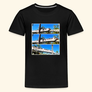 monorail - Kids' Premium T-Shirt