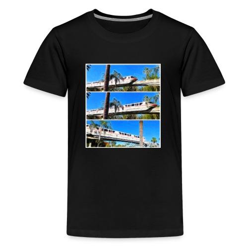 monorail - Kids' Premium T-Shirt