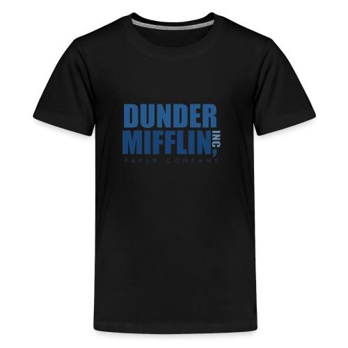 dunder mifflin - Kids' Premium T-Shirt