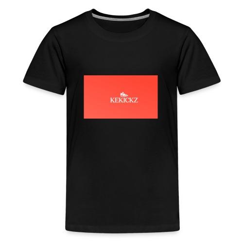 KeKickz Box logo - Kids' Premium T-Shirt