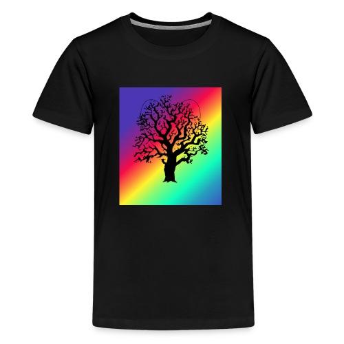 Tree of love - Kids' Premium T-Shirt