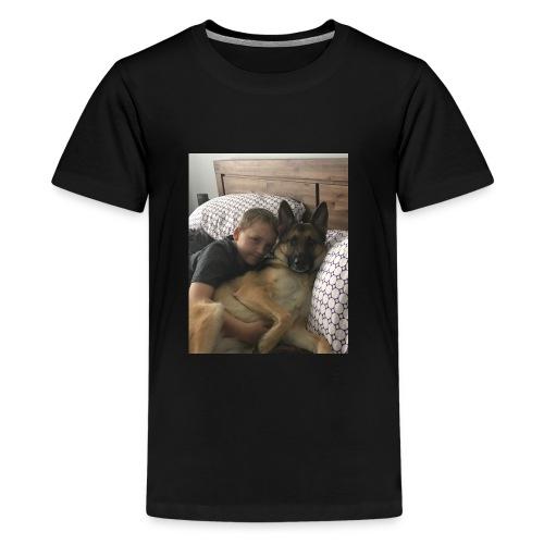 My first Merch - Kids' Premium T-Shirt
