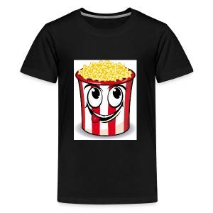 popcorn men - Kids' Premium T-Shirt