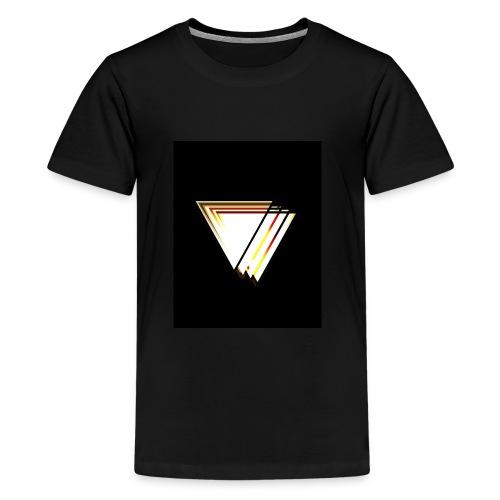 triangle passion 1 - Kids' Premium T-Shirt