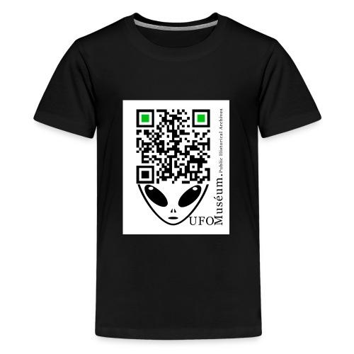 UFO Muséum Public Historical Archives - Kids' Premium T-Shirt