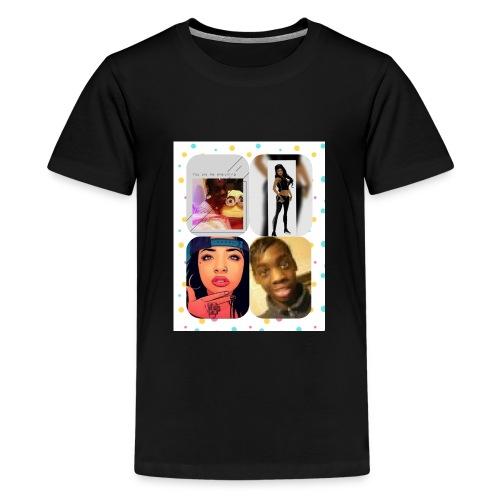 Xpertgrief Time clothed - Kids' Premium T-Shirt