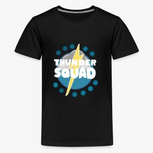 ThunderSquad Emblem - Kids' Premium T-Shirt