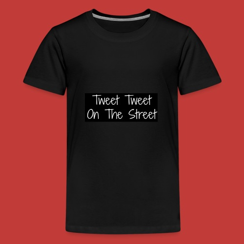 Screen Shot 2018 04 13 at 2 48 24 PM - Kids' Premium T-Shirt