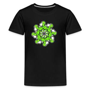Monkey-Cluster - Kids' Premium T-Shirt