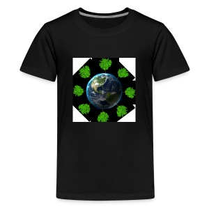 Oaktree world - Kids' Premium T-Shirt