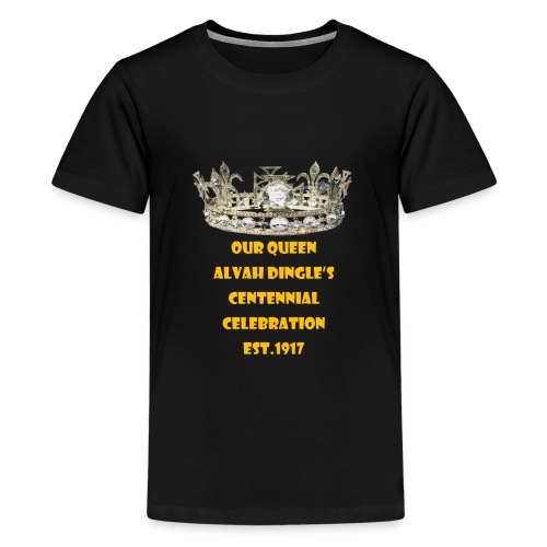 Alvah Dingle's Centennial Celebration Est.1917 - Kids' Premium T-Shirt