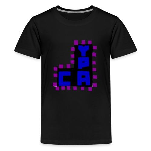CapyVlogs Logo - Kids' Premium T-Shirt
