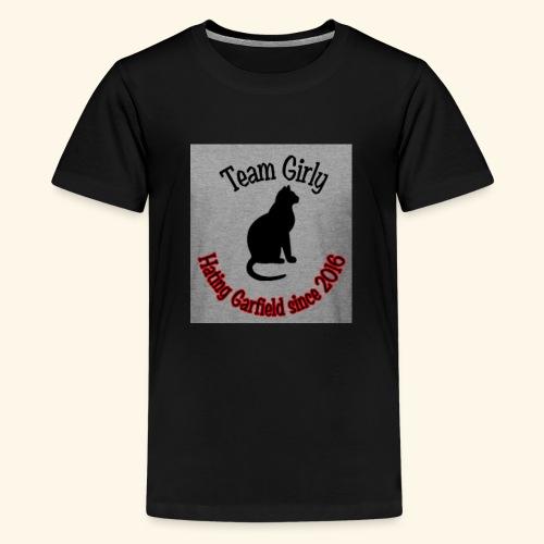 Team Girly - Kids' Premium T-Shirt