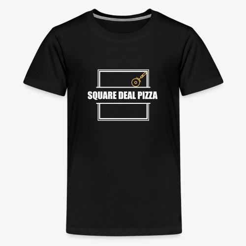 Square Deal Pizza Modern - Kids' Premium T-Shirt