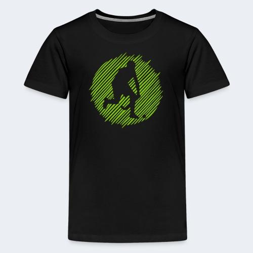Hockey Player - Kids' Premium T-Shirt