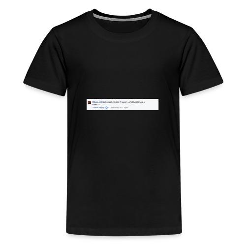 Ke pernyo foto 2017 03 24 18 53 37 - Kids' Premium T-Shirt