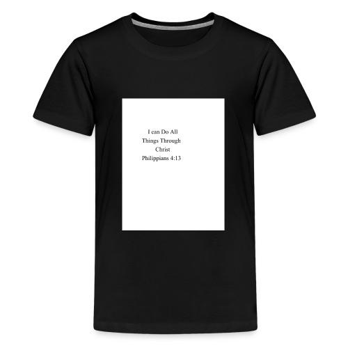 Remember God's word - Kids' Premium T-Shirt