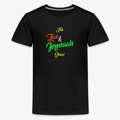 The Zac & Jeremiah Show In-House Logo - Kids' Premium T-Shirt