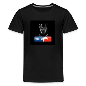 BlackPanther46MLG - Kids' Premium T-Shirt