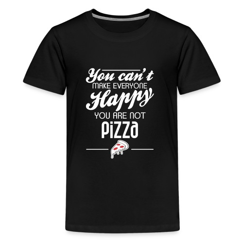 You are not pizza - Kids' Premium T-Shirt