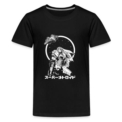 Interstellar Bounty Hunter - Kids' Premium T-Shirt