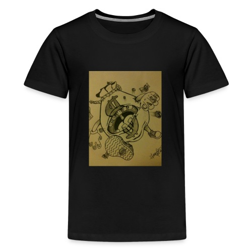 MONEY MAN - Kids' Premium T-Shirt