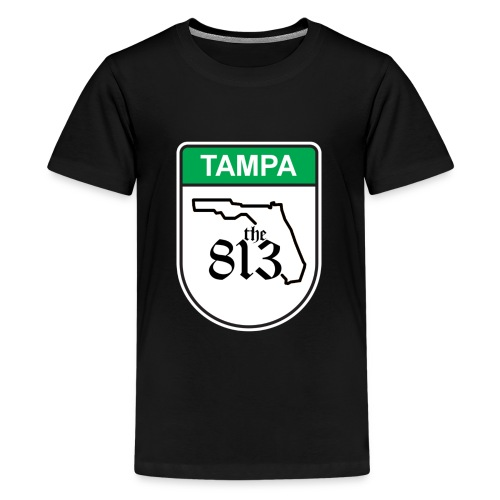 Tampa Toll - Kids' Premium T-Shirt
