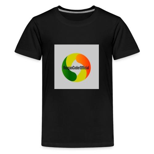 ReaganCoderOfficial - Kids' Premium T-Shirt