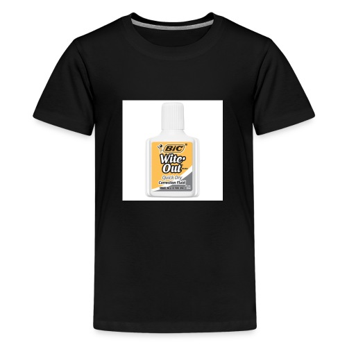Traditional White Out Tee - Kids' Premium T-Shirt