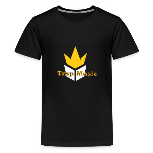 Sweater Black Trap Music TV - Kids' Premium T-Shirt