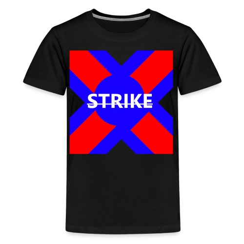 STRIKE X CROSS - Kids' Premium T-Shirt