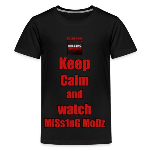 MiSs1nG MoDz Custom Design - Kids' Premium T-Shirt
