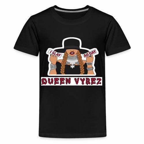 Qveen Vybez - Kids' Premium T-Shirt