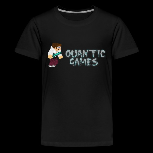 Quantic_GamesYT - Kids' Premium T-Shirt