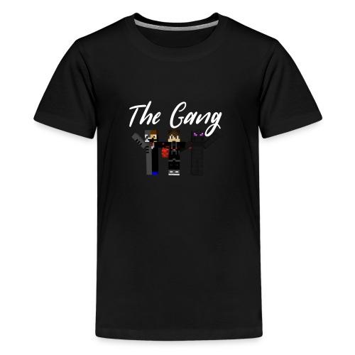 The Gang Squishyfisher Merch - Kids' Premium T-Shirt