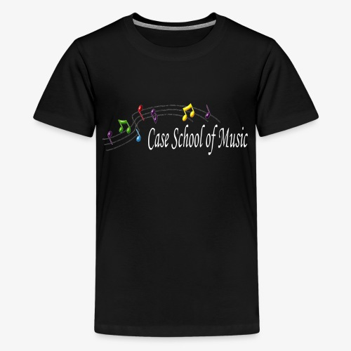 Case School of Music Logo - Kids' Premium T-Shirt