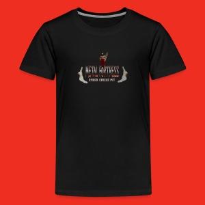 Metal Geezer Pic - Kids' Premium T-Shirt