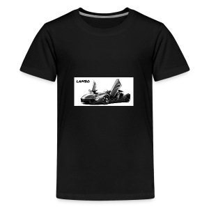 lambo - Kids' Premium T-Shirt