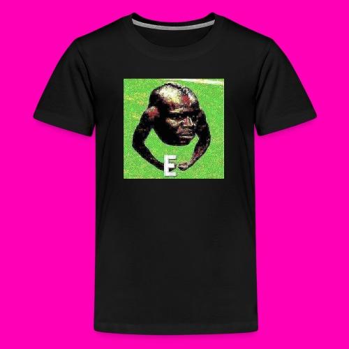 E - Kids' Premium T-Shirt