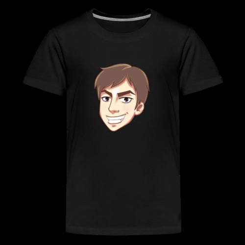 JoTech Emoticon - Kids' Premium T-Shirt