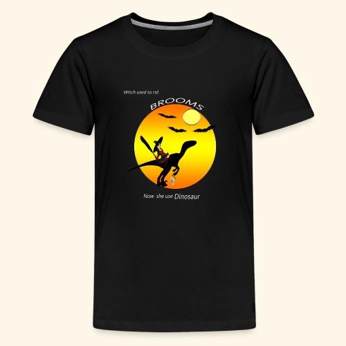 halloween dinosaur t-shirt - Kids' Premium T-Shirt