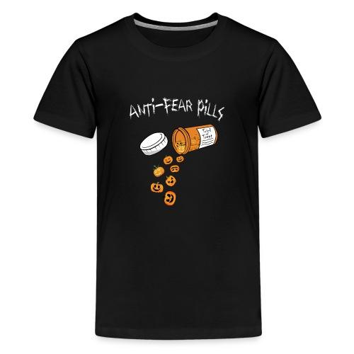 Halloween Anti-Fear Pills t-shirt - Kids' Premium T-Shirt