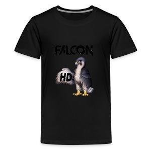 classic falc0n - Kids' Premium T-Shirt