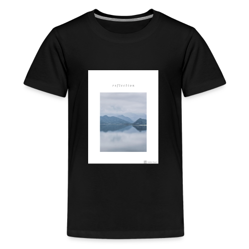 Reflection - Kids' Premium T-Shirt