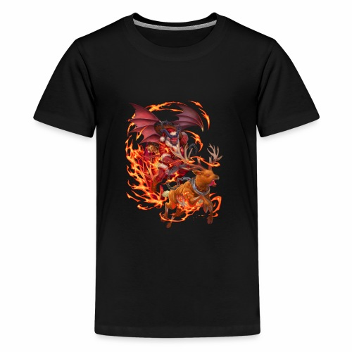 Chrismast Devil - Kids' Premium T-Shirt