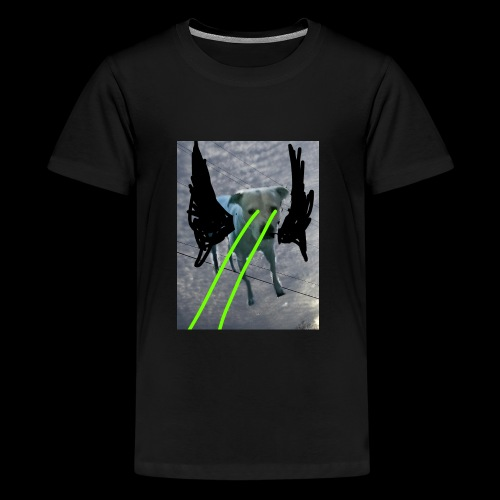 King Gatsby's Holiday retina lazers - Kids' Premium T-Shirt