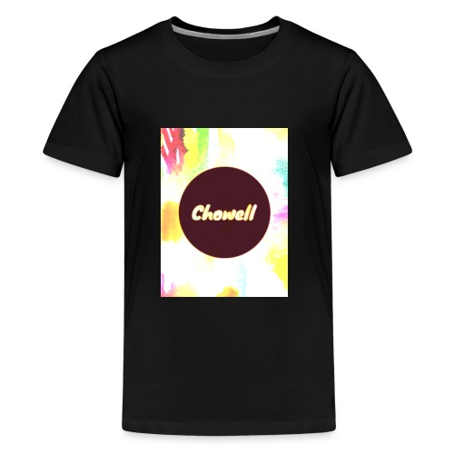 Neon lights Chowell - Kids' Premium T-Shirt
