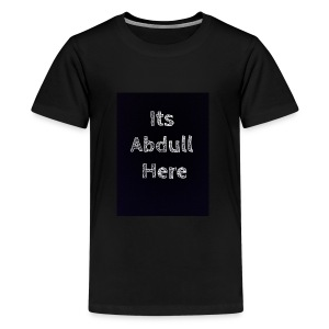 Abdull - Kids' Premium T-Shirt
