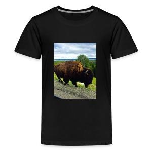Loner - Kids' Premium T-Shirt