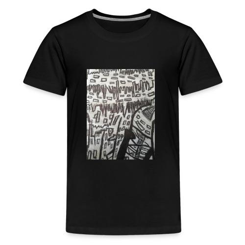 A Hand in Miseryt - Kids' Premium T-Shirt